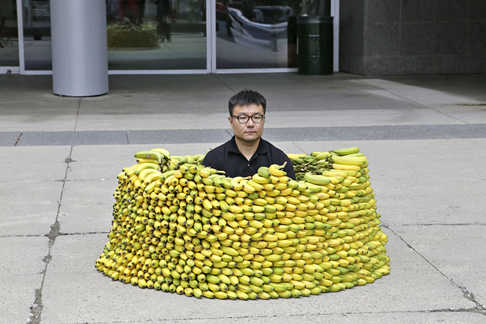 Image result for  (Bananaman)Zhaoyi Kang